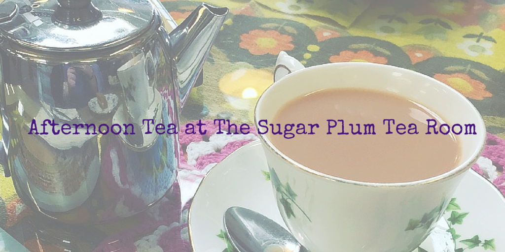Afternoon Tea At The Sugar Plum Tea Room Living With A Boy