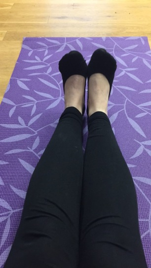 My feet!