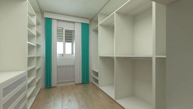 empty room image