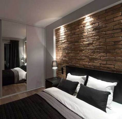 Old-Brown-Brick-Slips-Used-On-A-Bedroom-Wall_540x
